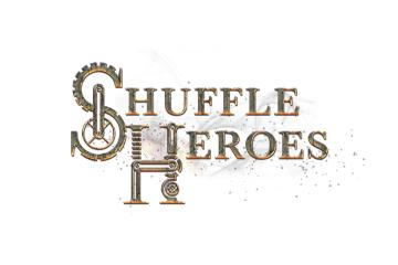 Shuffle Heroes logo