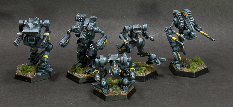 Battletech group