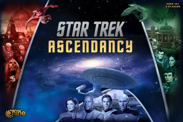 Star Trek Ascendancy box
