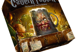 Cavern Tavern box