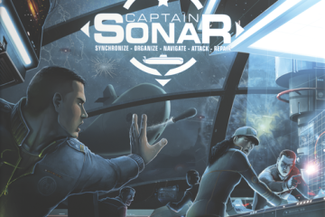 Captain Sonar box